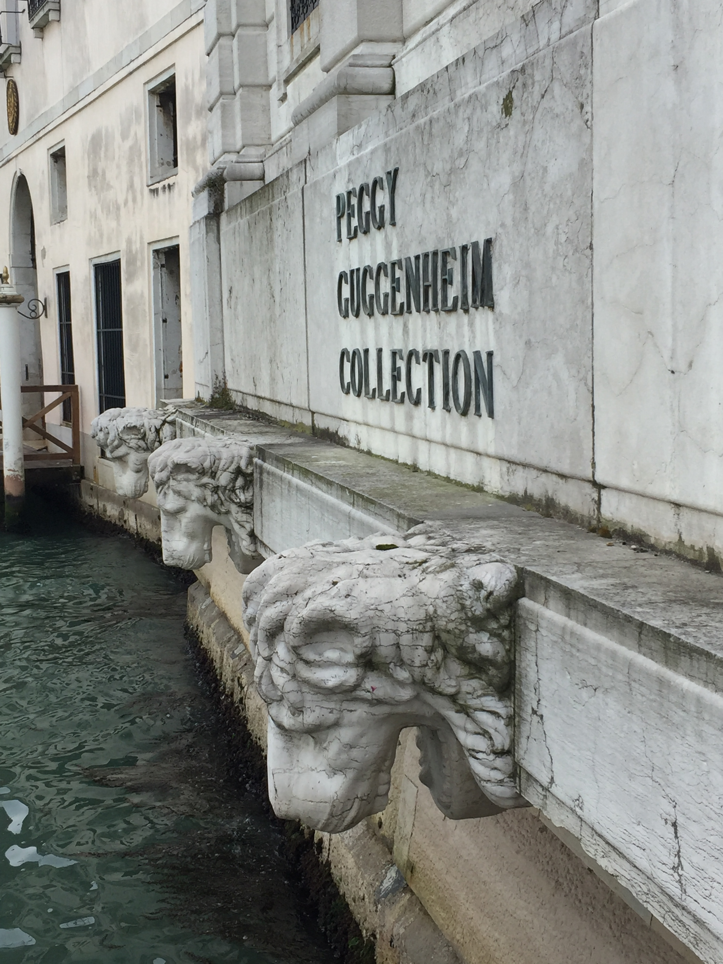 The Peggy Guggenheim collection in Venice
